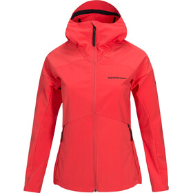 Peak Performance W's Adventure Jacket Pink Flow